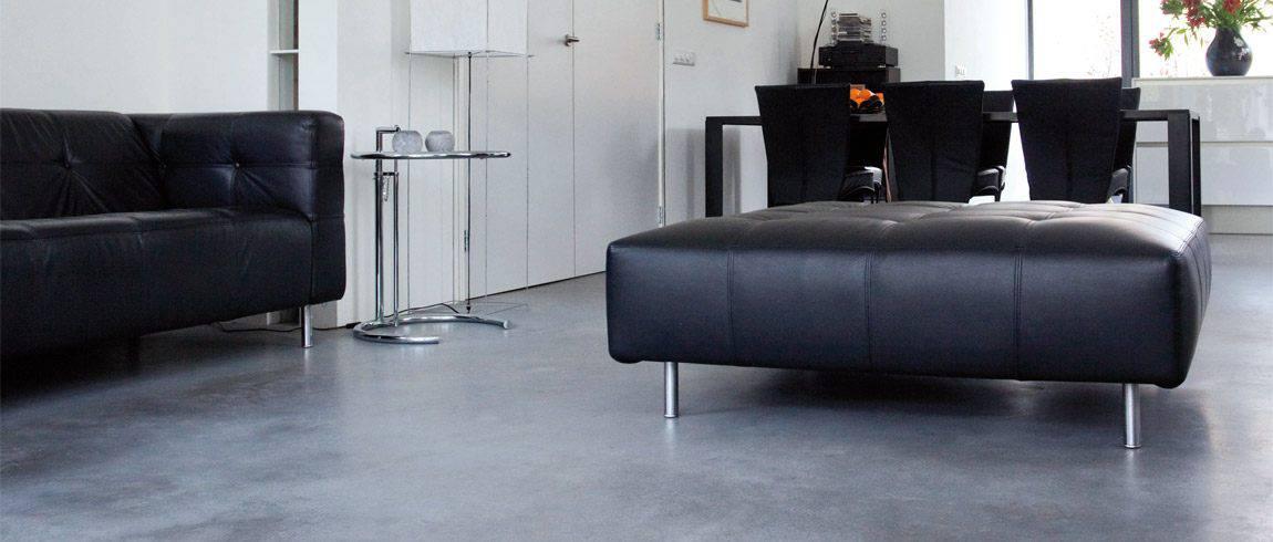 Moderne vloeren van beton willem designvloeren - Moderne betegelde vloer ...